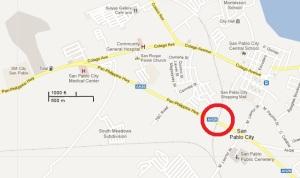 SPC crossing map