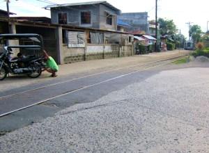 Gumaca KM197 Crossing