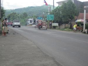 Baao Crossing