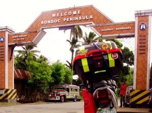 I used the BonPen route rather than the usual Eme Road or Old ZigZag Road in Quezon National Park