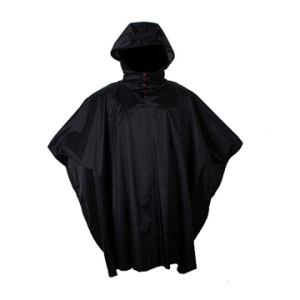 Poncho raincoats are available in most motorcycle shops for P250-350