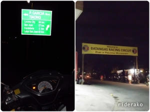 WHAAAAT??! Lucena is still 64 kms away? That's not fair! I've already covered 165 kms the past 6 hours!