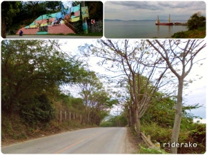 a refreshing drive into the coastal roads offers a view of Batangas Bay
