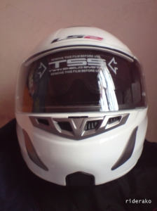 I scored an LS2 modular helmet for P2500 in 2011