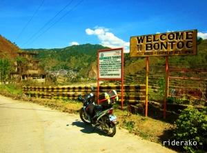 The Kadchog Rice Terraces will welcome you to Bontoc