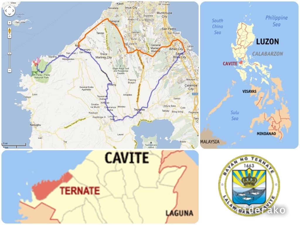 Boracay de Cavite riderako