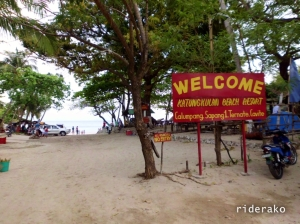 Cavite de Boracay, Boracay de Cavite, Marine Base Beach, Katungkulan Beach.. whatever you call it, this is it.