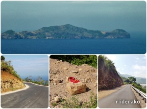 A little farther down the road, another island will come to view. Limbones Island.