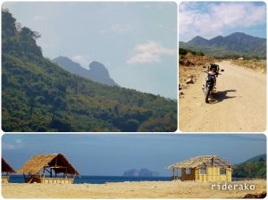 Top left pic is the famous Pico de Loro, right?