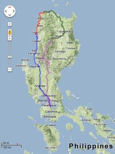 The North Luzon Loop (NLL)