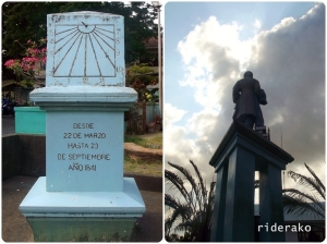 """I was praying for the clouds to clear the sky and Rizal was like, """"Seryoso ka?"""""""
