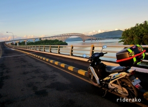 Semana Santa 2012 (Part 3): The San Juanico Bridge and McArthur Memorial Landing Park
