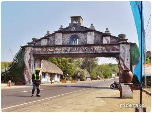 Entering Ilocos Norte: The Badoc Stop