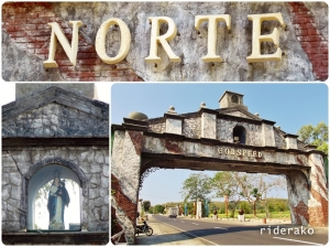 This is in Badoc, Ilocos Norte. The first town of Ilocos Norte bordering the south.