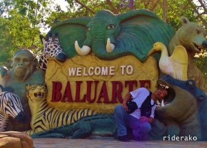 Baluarte is about 3 kms from Vigan City proper. Entrance is free!!
