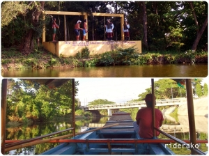 The 45-minute tour uses a recording that narrates the history of Vigan as it sailed on the historic Mestizo River