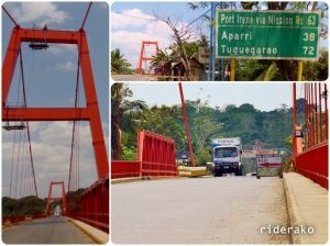 It is located in Lal-lo, Cagayan 150 kms from  Pagudpud and 70kms from Tuguegarao.