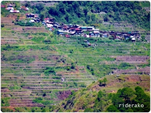 Zooming Brgy Belwang. Can you see the chapel?