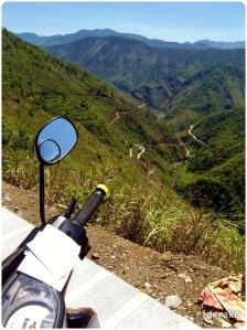 Amazing view, dangerous spot