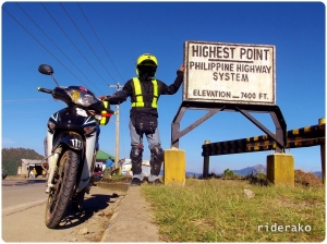 Completing the North Luzon Loop