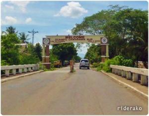 Naga City > Pili > Ocampo > Tigaon