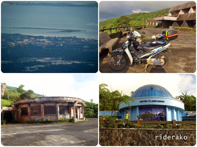 Mayon Resthouse has needs more attention from the local government.